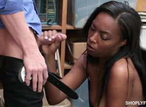 Black stunner casual sex, horny ravage..