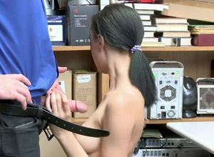 A damsel gets caught and pummeled in a..