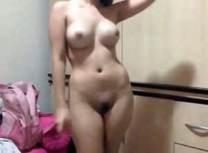 Teenager Plus-size with pussya and..